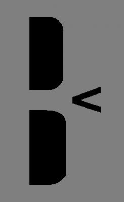 logo kees 4 op zwart smal